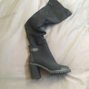 Thigh high super cute boots